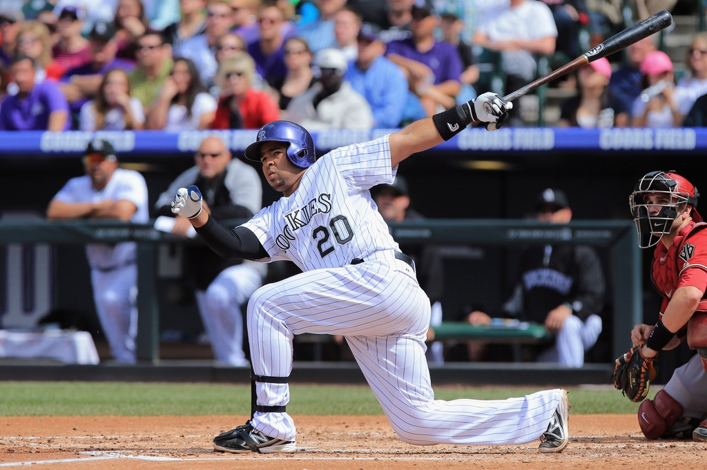 Arizona Diamondbacks v Colorado Rockies 39950