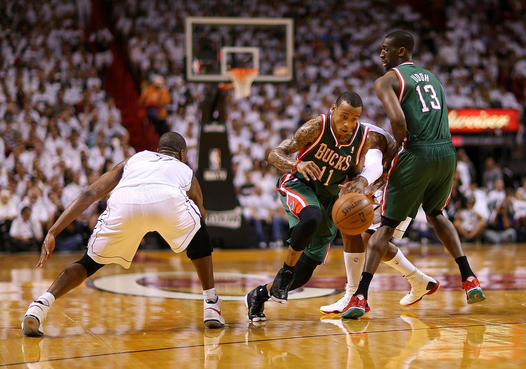Milwaukee Bucks v Miami Heat  40130