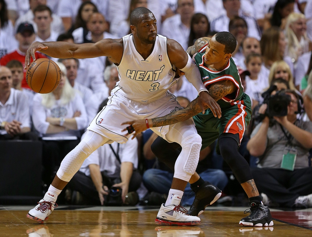 Milwaukee Bucks v Miami Heat  40172