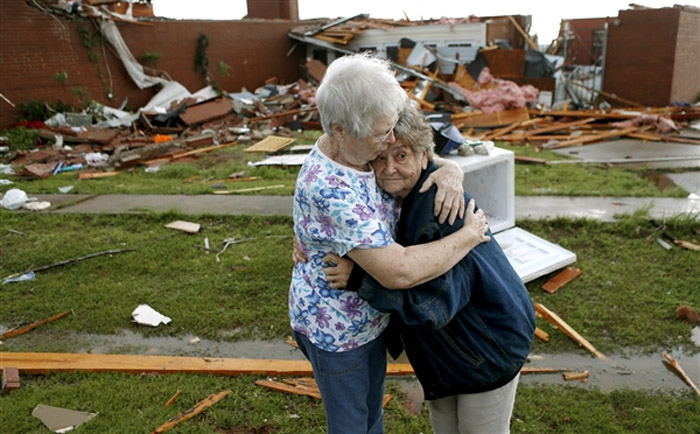 How to help Oklahoma tornado victims 40189
