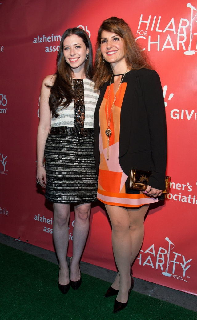 Arrivals at the Hilarity for Charity Event 40274