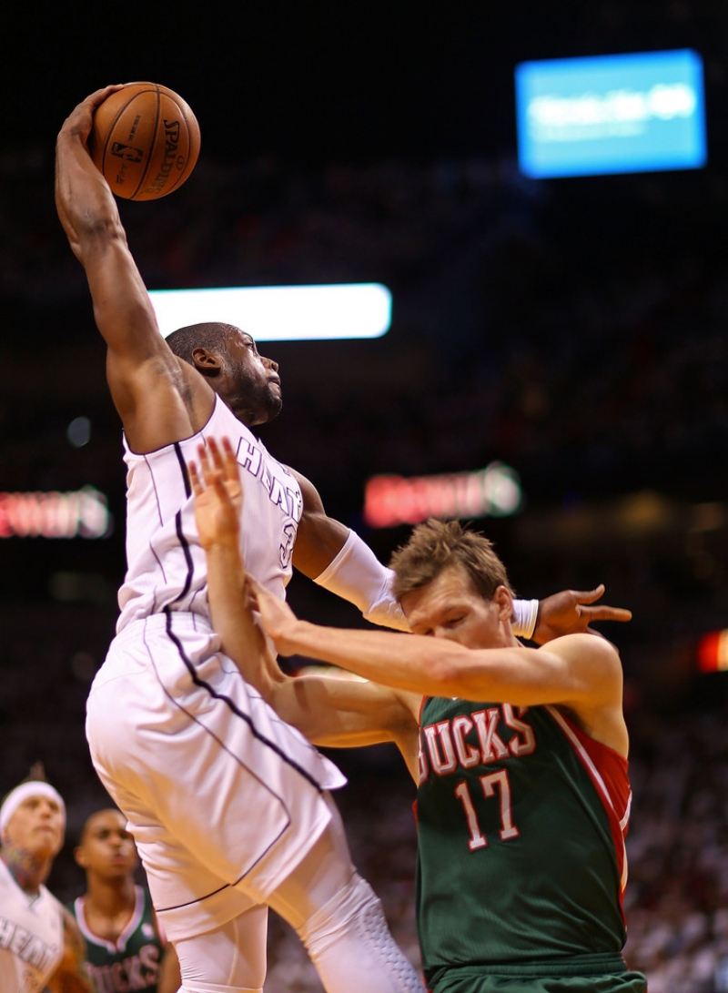 Milwaukee Bucks v Miami Heat  40312