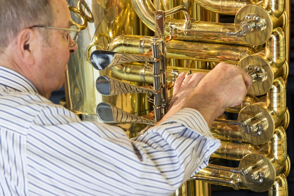 World's Largest Functional Tuba 40317