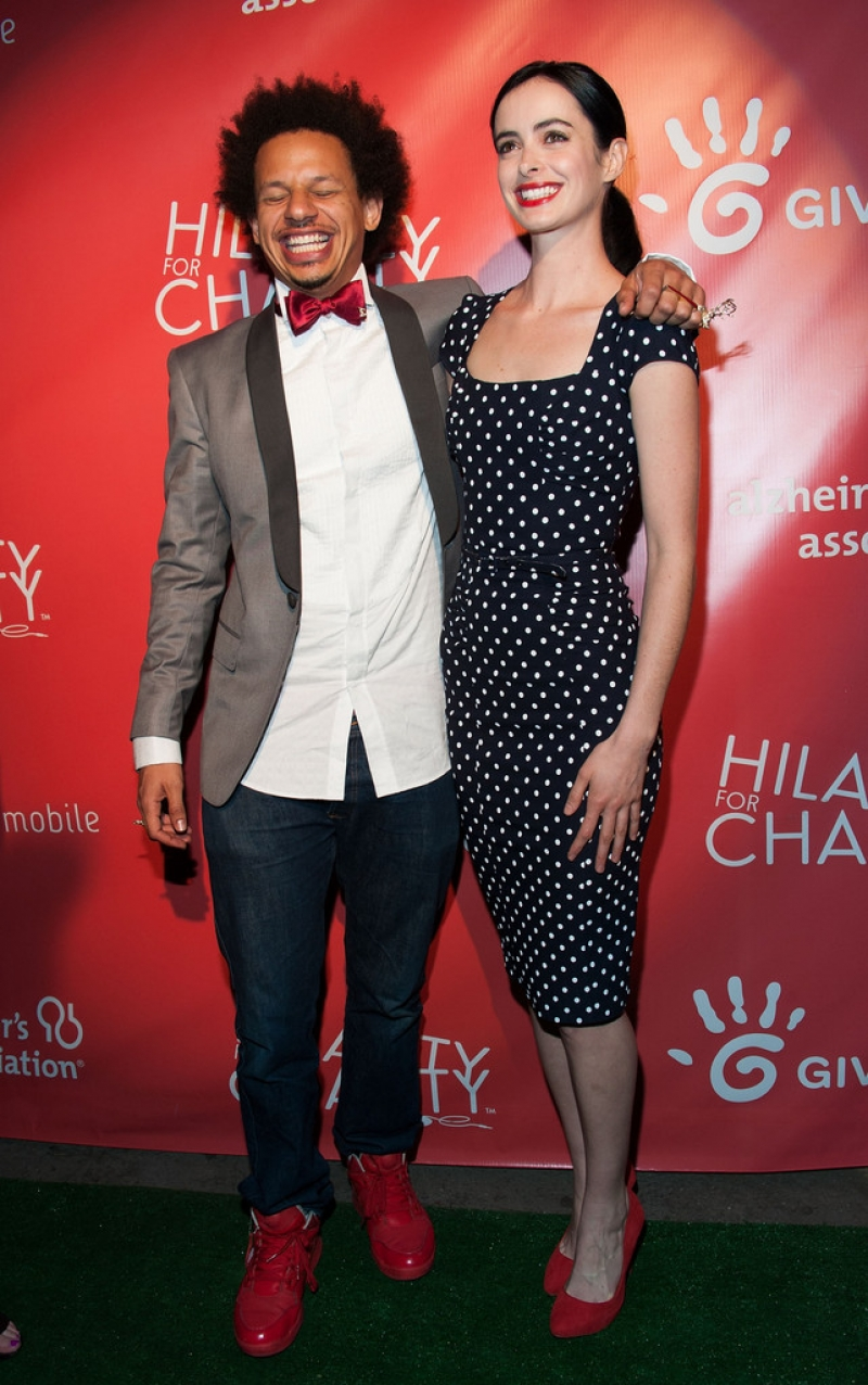 Arrivals at the Hilarity for Charity Event 40355