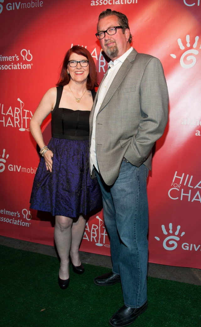 Arrivals at the Hilarity for Charity Event 40358