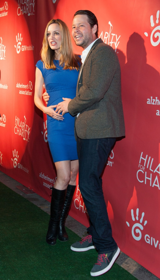 Arrivals at the Hilarity for Charity Event 40420