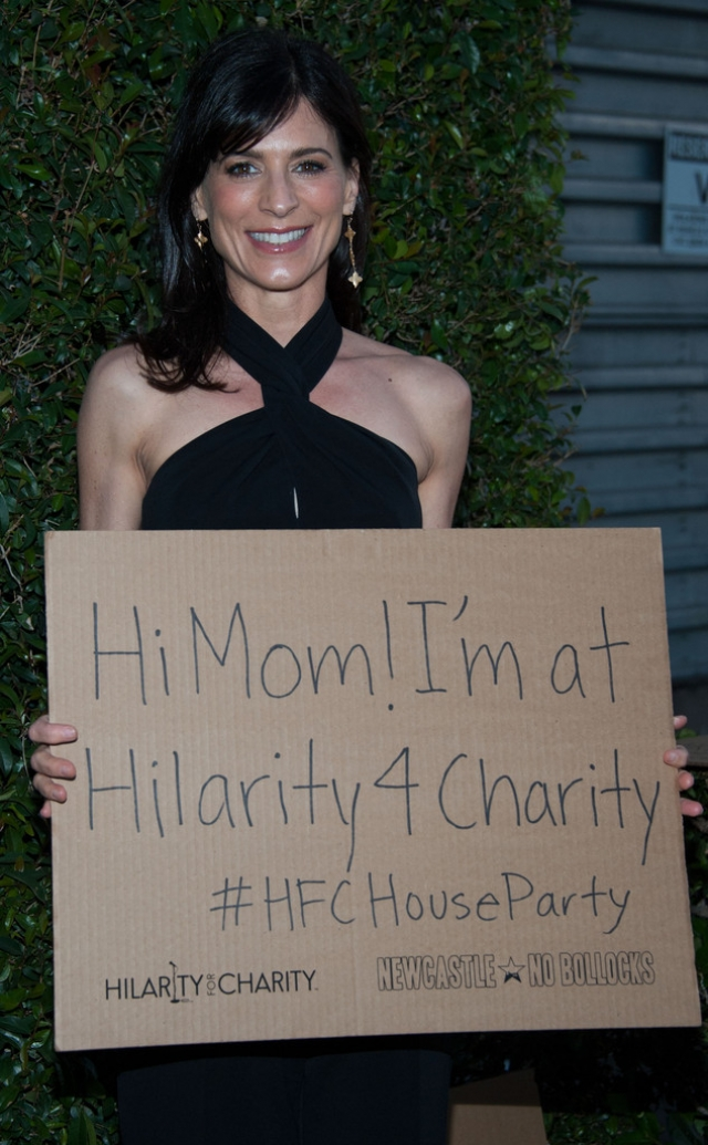 Arrivals at the Hilarity for Charity Event 40451