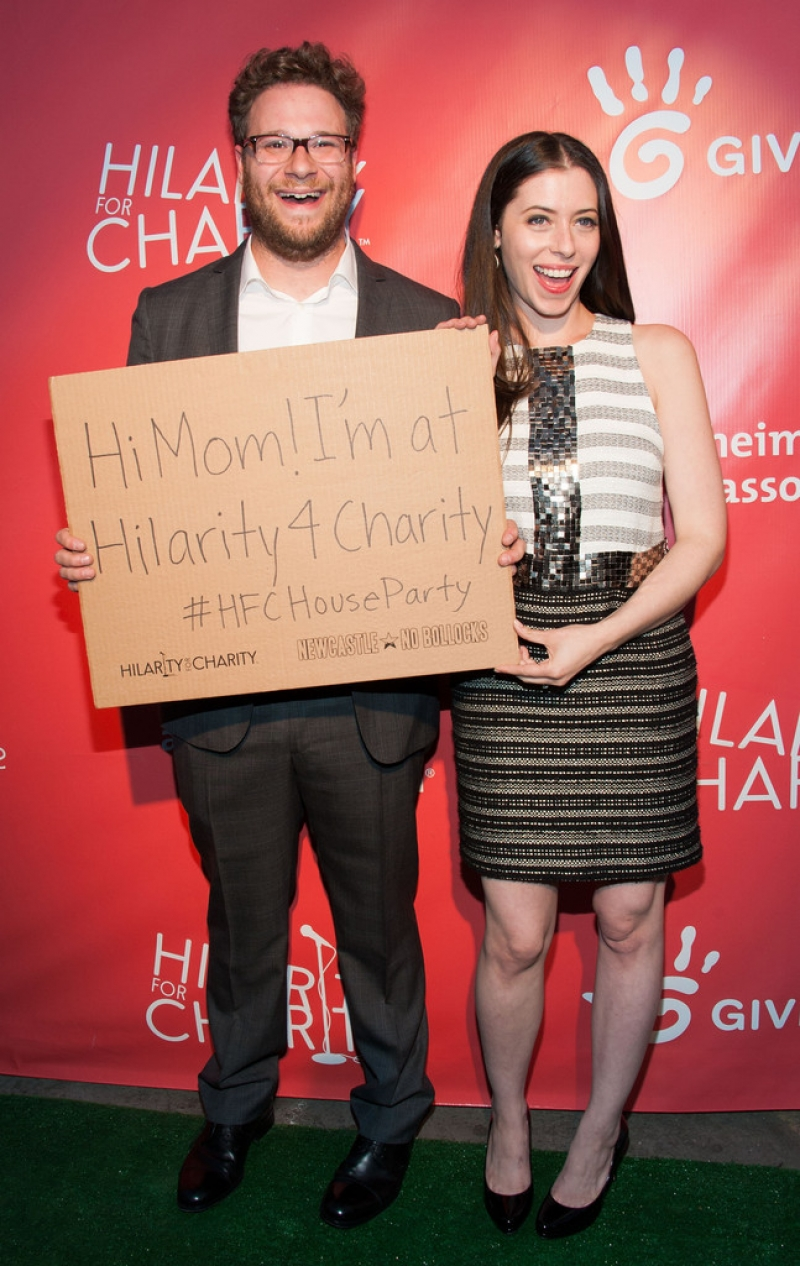 Arrivals at the Hilarity for Charity Event 40489