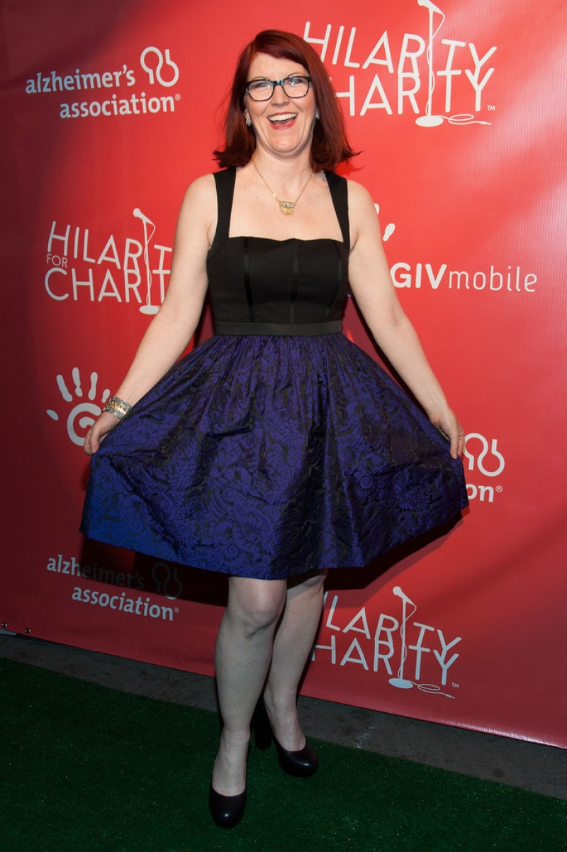 Arrivals at the Hilarity for Charity Event 40572