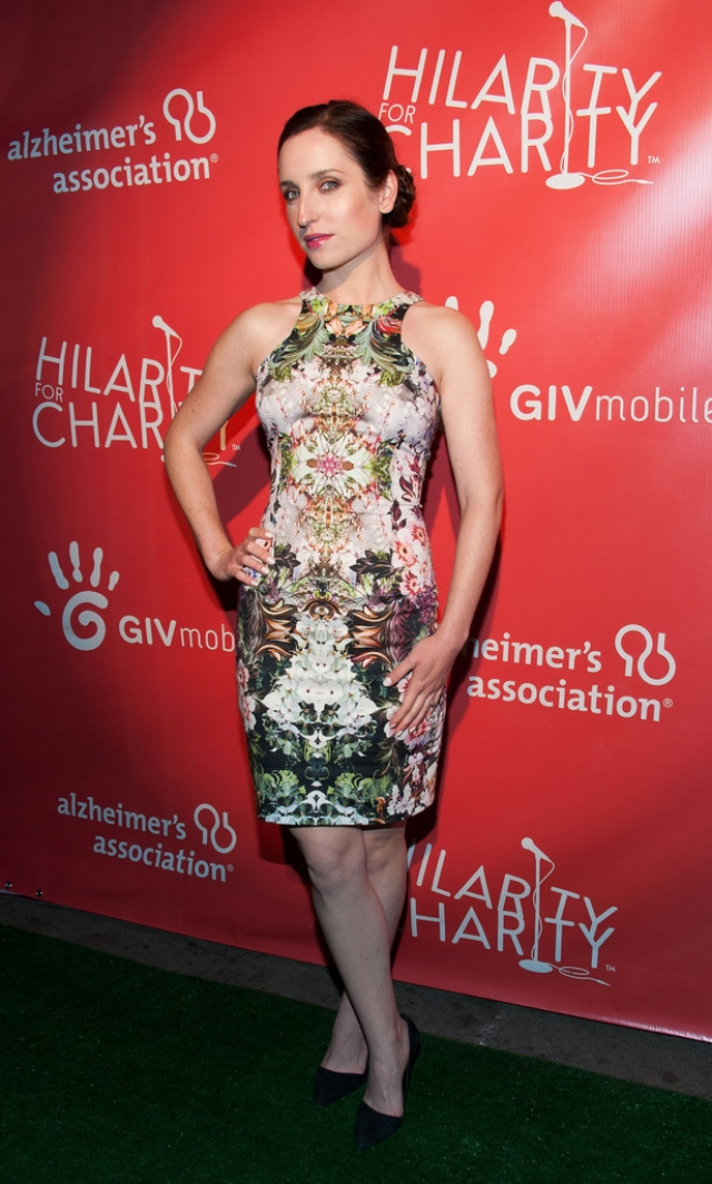 Arrivals at the Hilarity for Charity Event 40576
