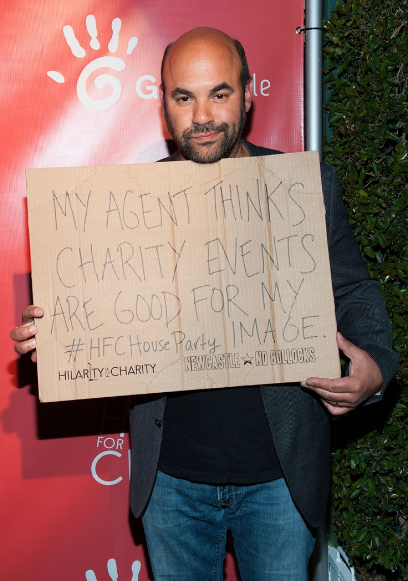 Arrivals at the Hilarity for Charity Event 40619