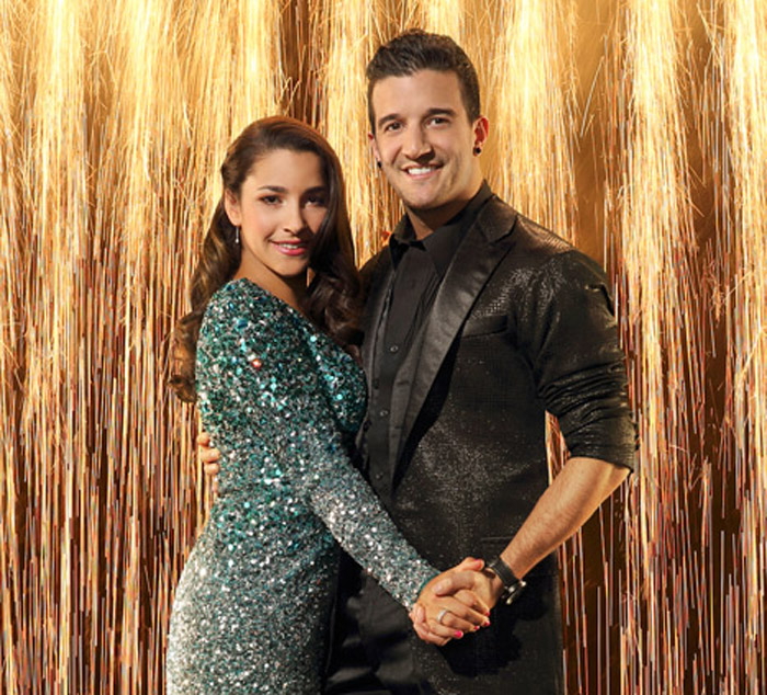"Aly Raisman Talks Dancing With the Stars Finale: ""I'll Remember This For the Rest of My Life""  Read more 40709"