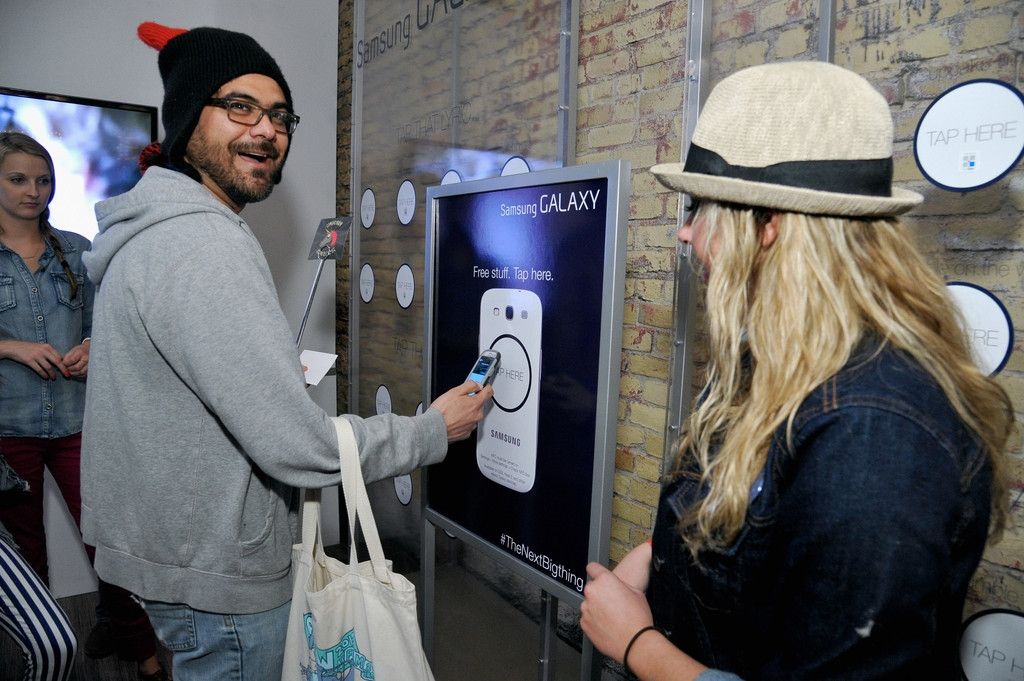 The Samsung Galaxy Experience At SXSW - Opening Day 40724