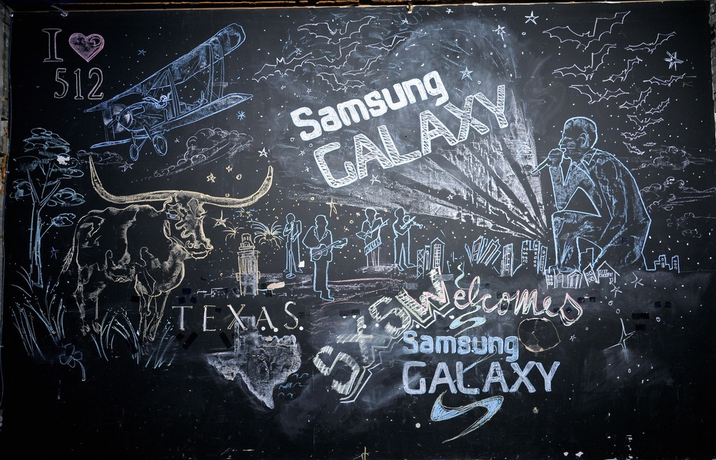 The Samsung Galaxy Experience At SXSW - Opening Day 40733