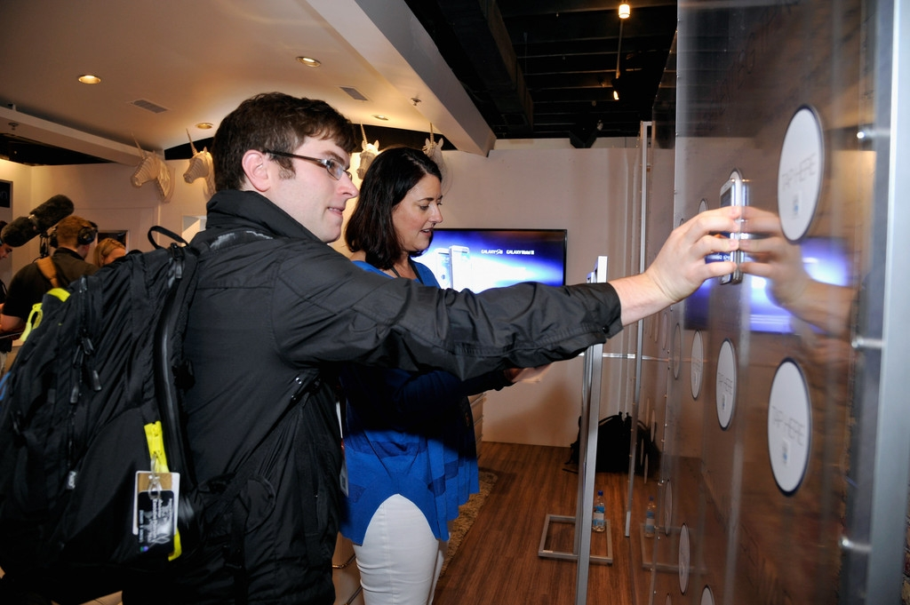 The Samsung Galaxy Experience At SXSW - Opening Day 40736