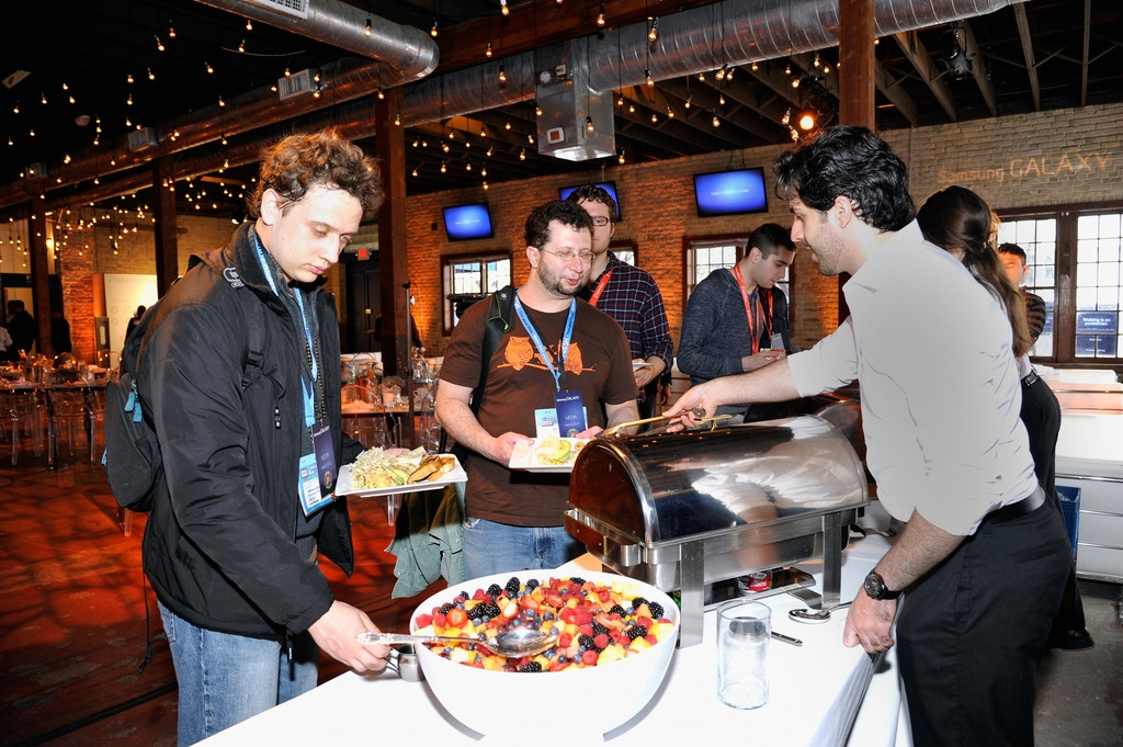 The Samsung Galaxy Experience At SXSW - Opening Day 40739