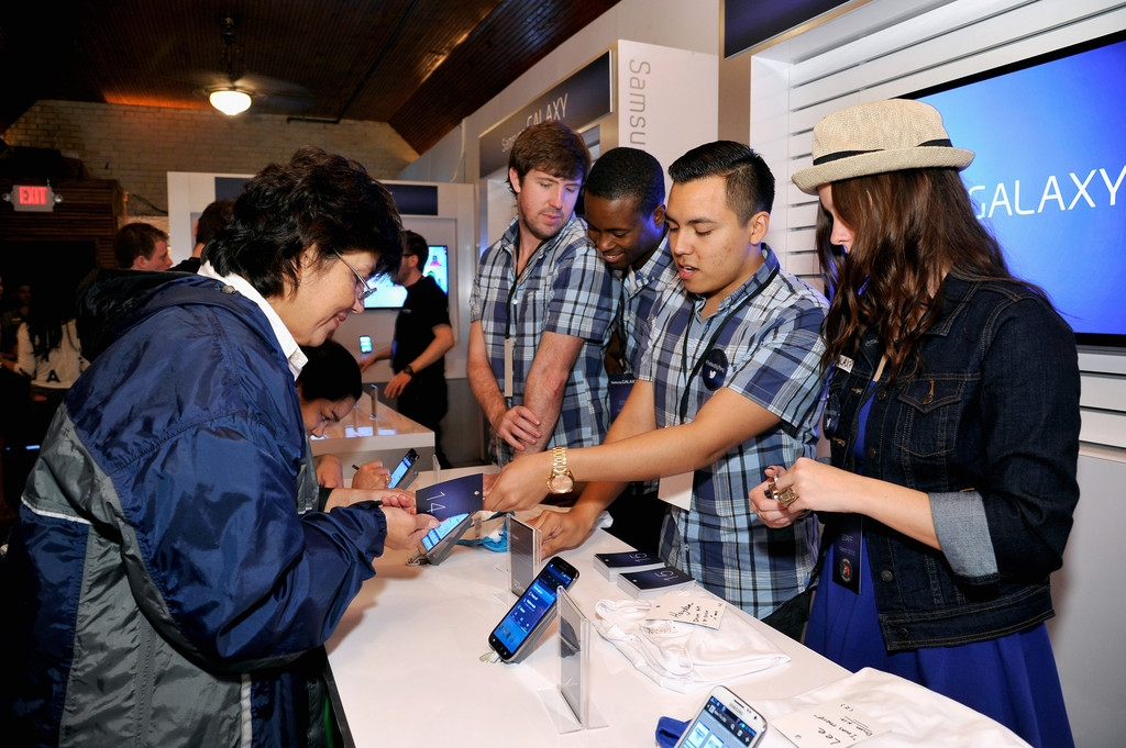 The Samsung Galaxy Experience At SXSW - Opening Day 40771
