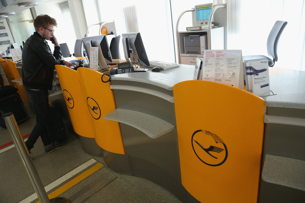 Lufthansa Strike Leads to Massive Flight Cancellations 40810