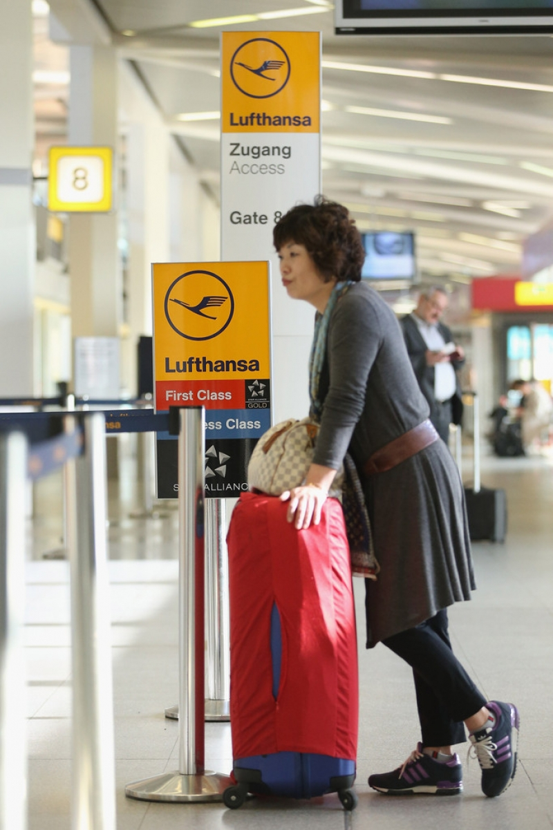 Lufthansa Strike Leads to Massive Flight Cancellations 40826