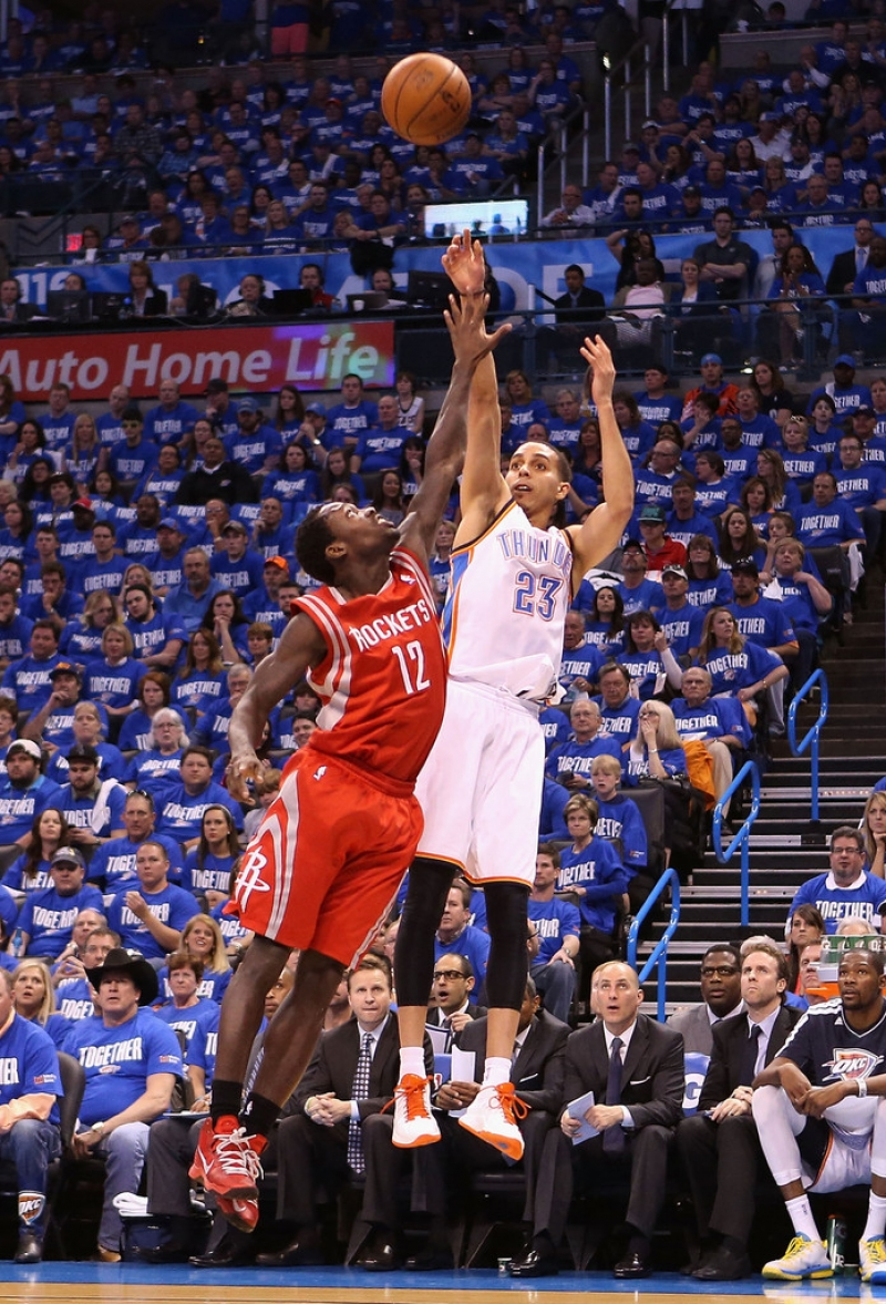 Houston Rockets v Oklahoma City Thunder 40840