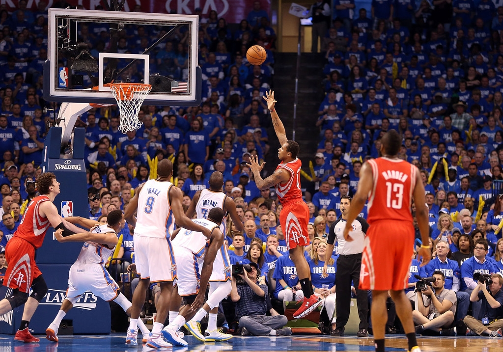 Houston Rockets v Oklahoma City Thunder 40843