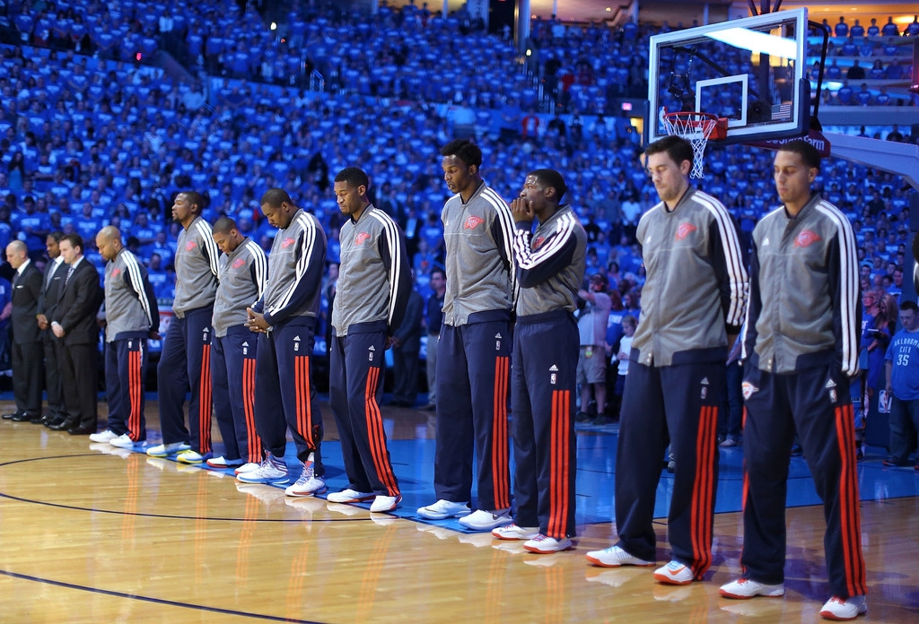 Houston Rockets v Oklahoma City Thunder 40906