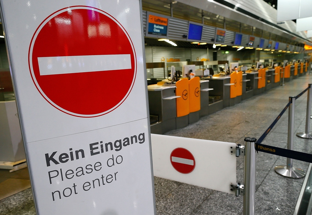 Lufthansa Strike Leads to Massive Flight Cancellations 40929