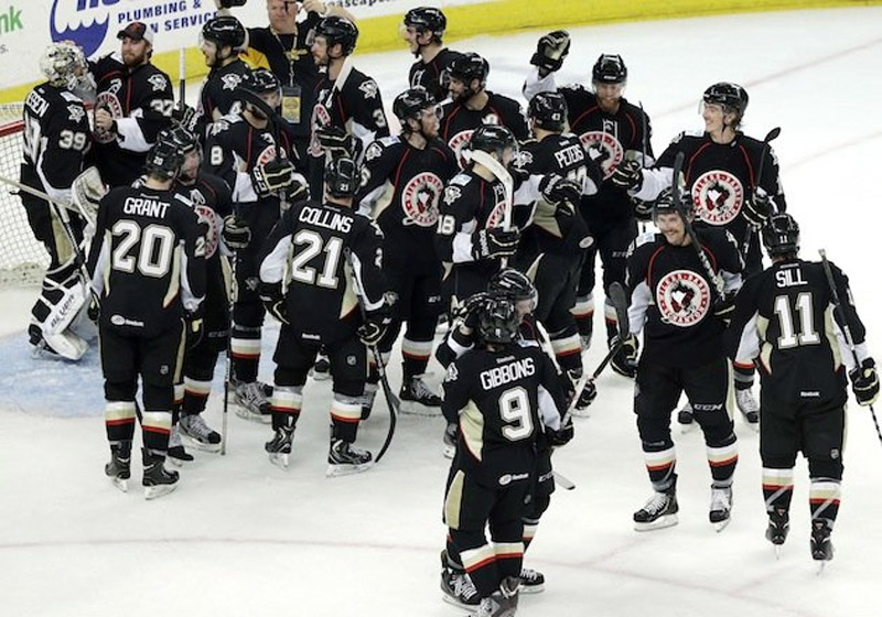 AHL's Wilkes-Barre/Scranton Penguins oust Providence Bruins, overcome 0-3 series deficit 41268
