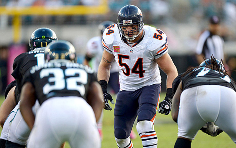 Brian Urlacher announces retirement 41287