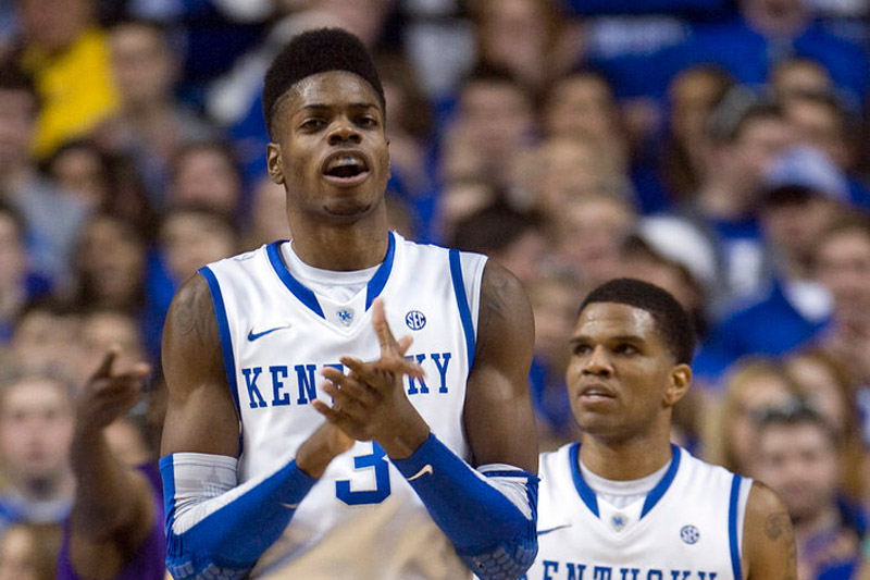 Nerlens Noel be able to go No. 1 overall to Cleveland 41335