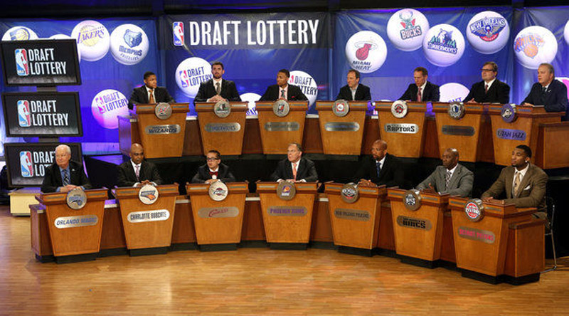 New Orleans Pelicans will pick sixth in NBA draft 41346