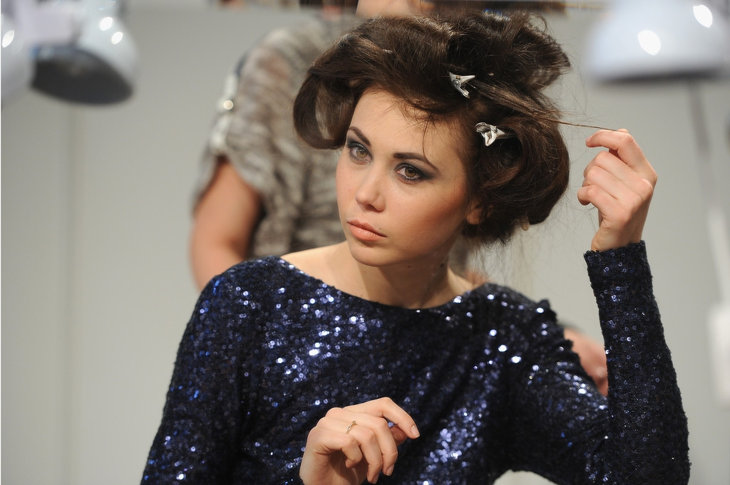 General Views of Russian Fashion Week 41405