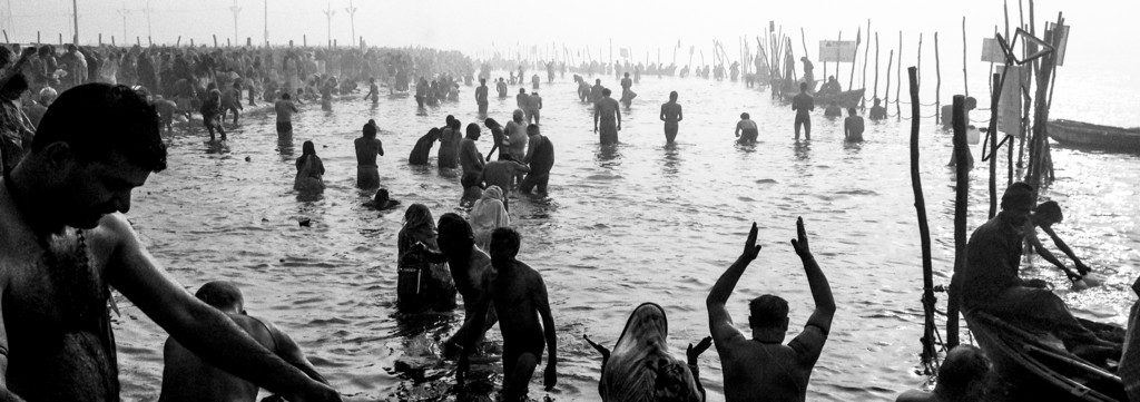 iPhone Panoramics Of The Kumbh Mela 41608