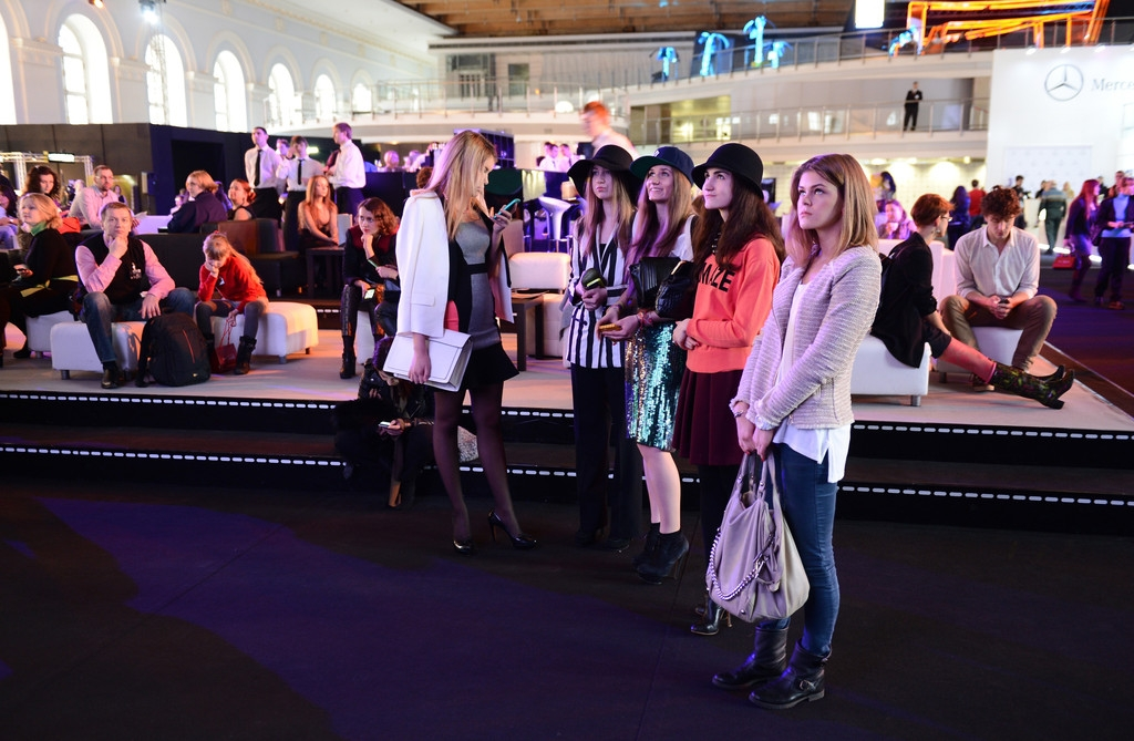 General Views of Russian Fashion Week 41637