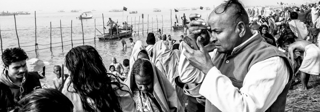iPhone Panoramics Of The Kumbh Mela 41658