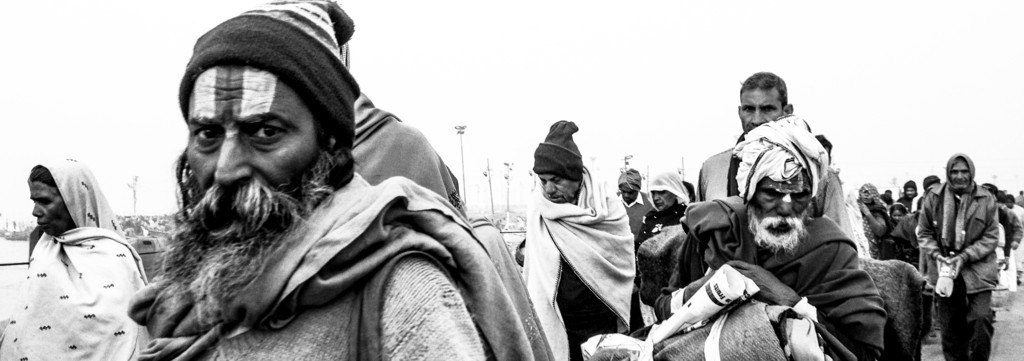 iPhone Panoramics Of The Kumbh Mela 41696