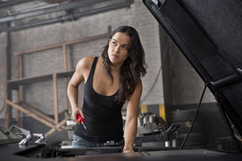 Vin Diesel, Michelle Rodriguez and Luke Evans got the speed in the next franchise high octane 41709