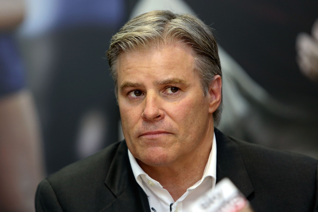 Brett Gosper Meets With NZRU 41734