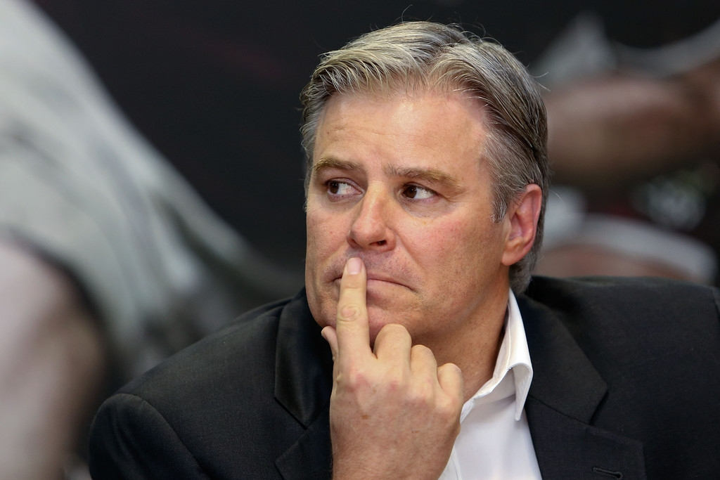 Brett Gosper Meets With NZRU 41768