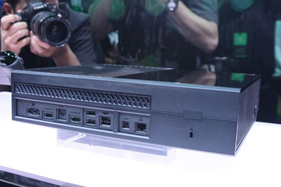 Microsoft talks about Xbox One's internals, while disclosing nothing 41820