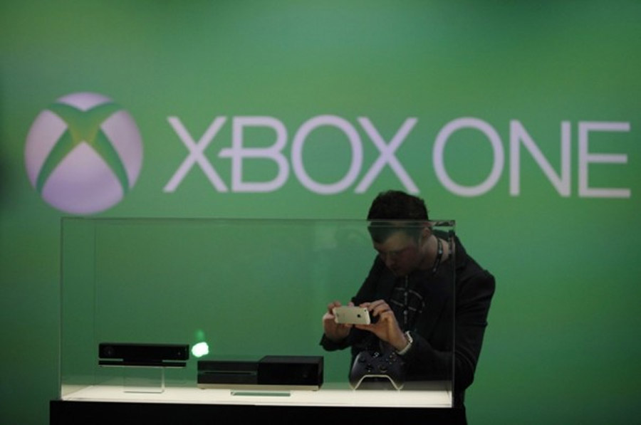 Microsoft storms the living room with Xbox One 41839