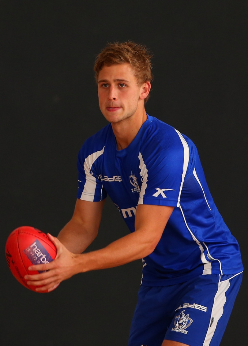 North Melbourne Kangaroos Recovery Session 41900