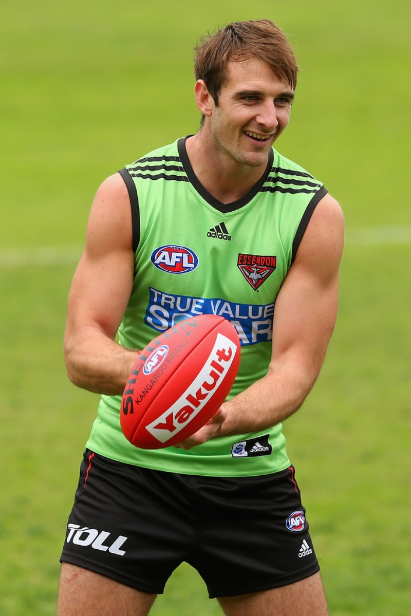 Essendon Training Session 42007