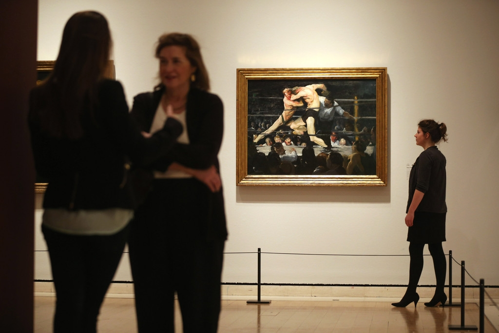 The Royal Academy Of Arts Celebrates George Bellows 42015