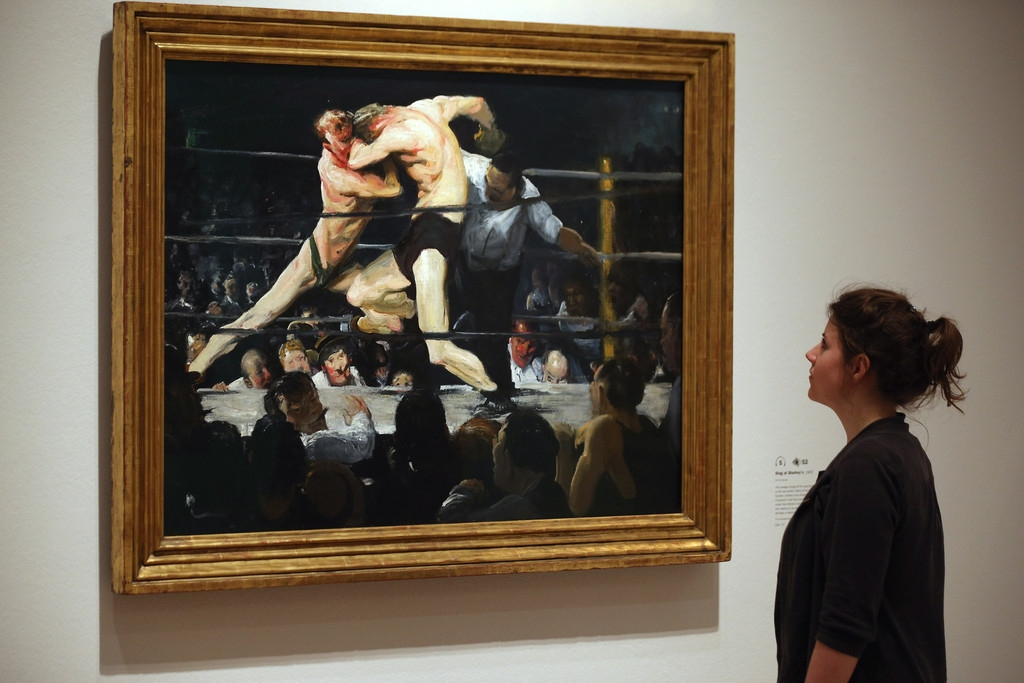 The Royal Academy Of Arts Celebrates George Bellows 42021