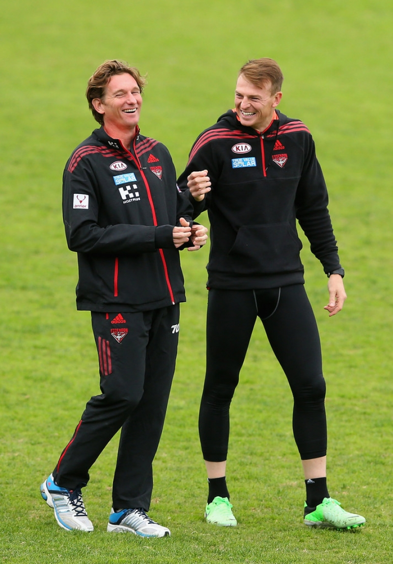 Essendon Training Session 42033