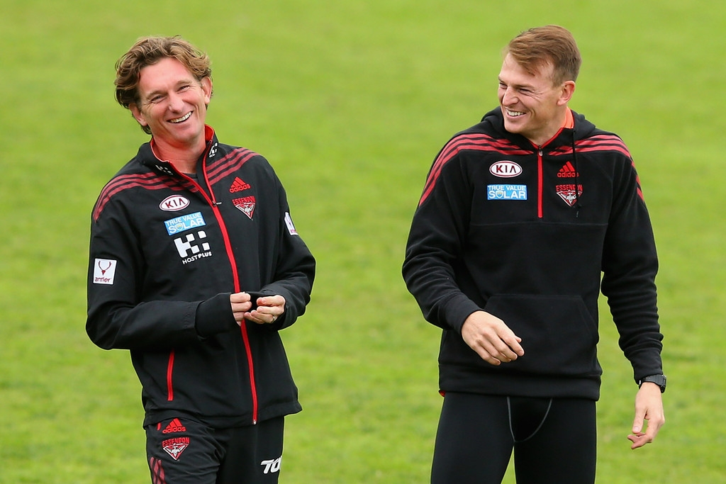 Essendon Training Session 42037