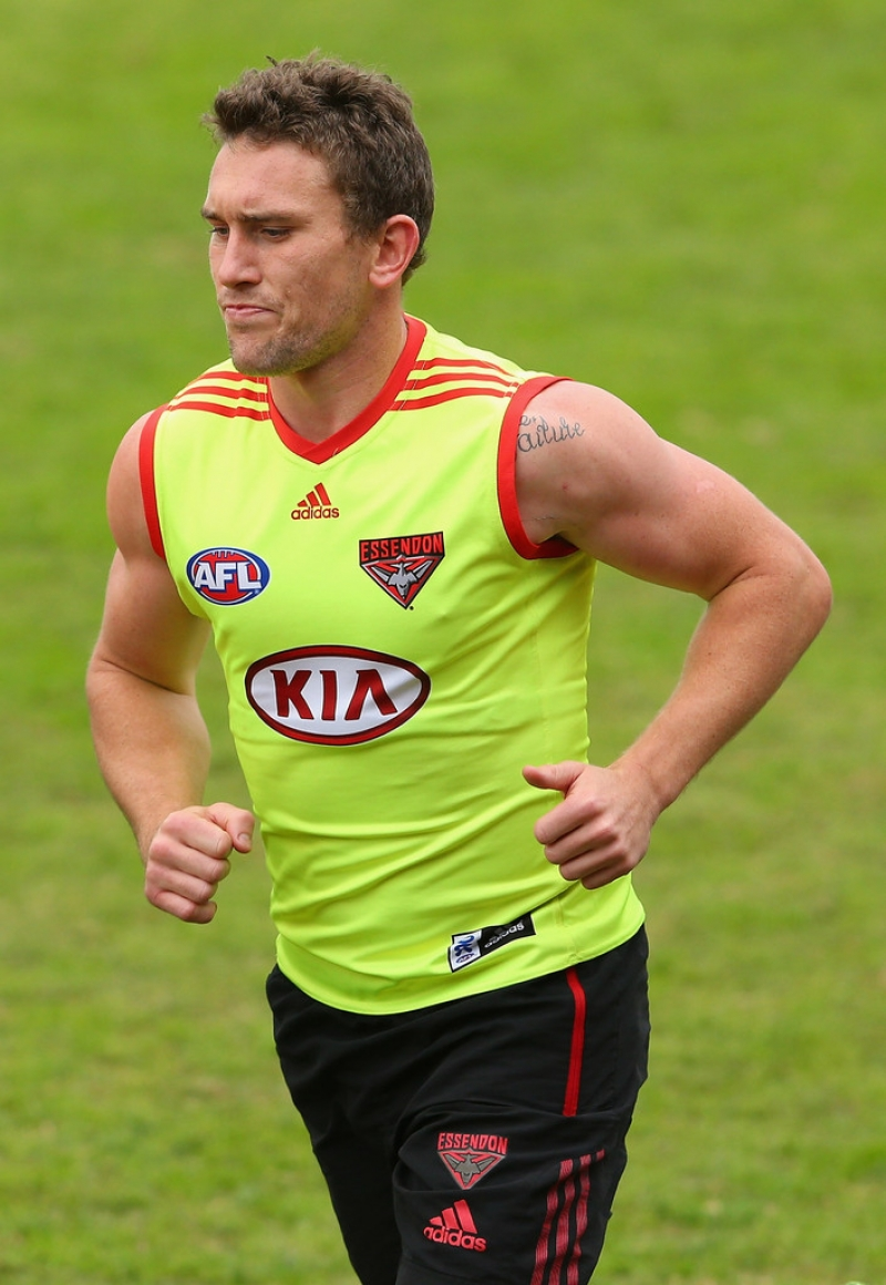Essendon Training Session 42053