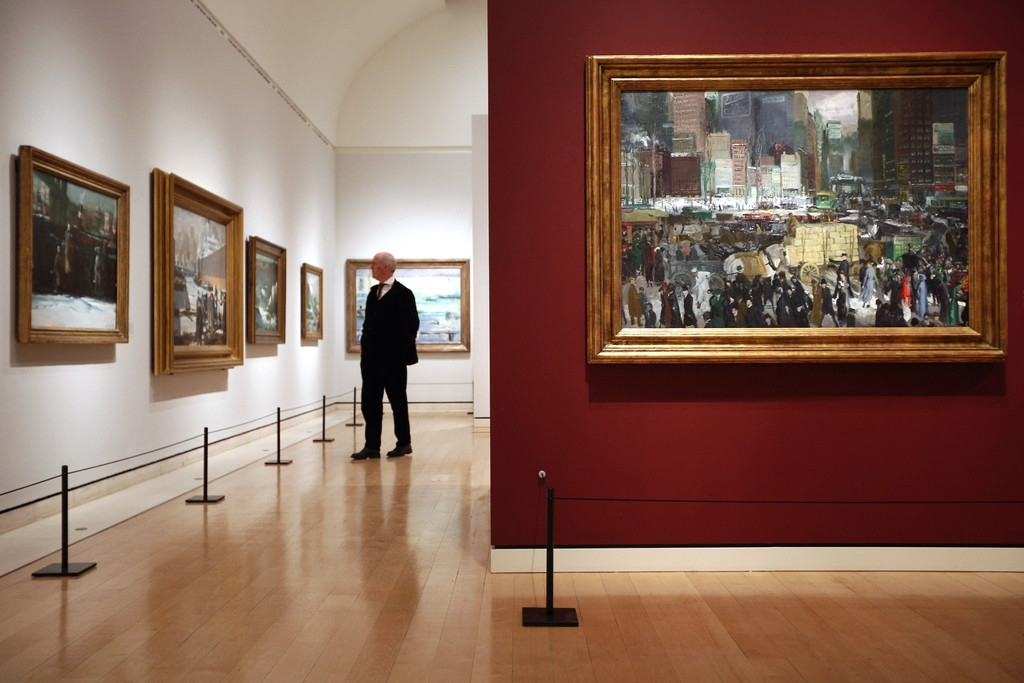 The Royal Academy Of Arts Celebrates George Bellows 42055