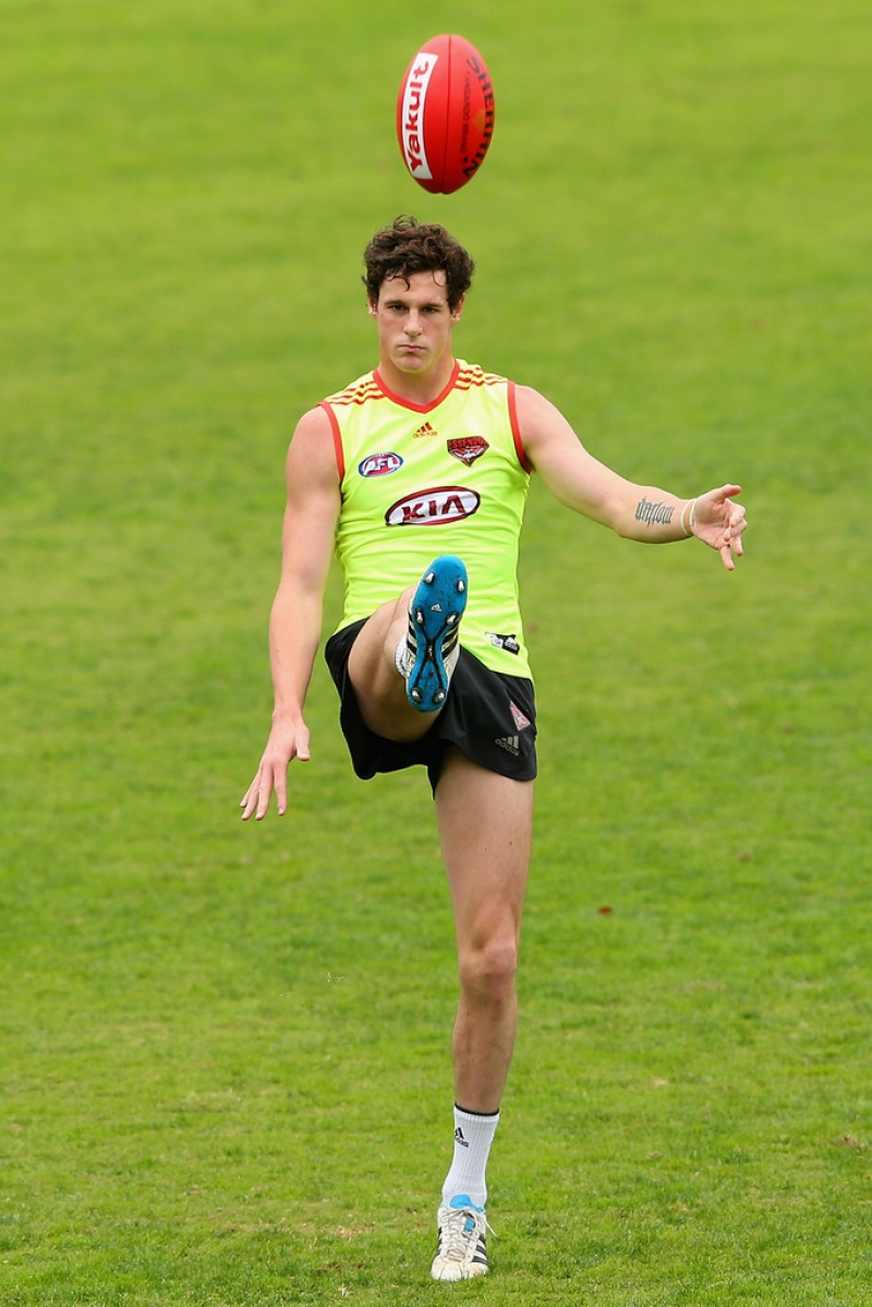 Essendon Training Session 42115
